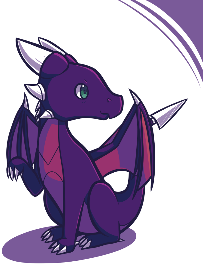 Kid Purple Cynder